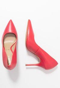 San Marina - GALICIA - High heels - framboise - 3