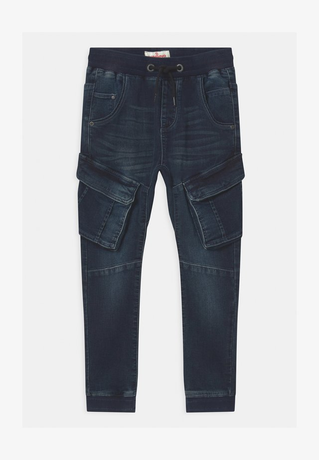 CARLOS - Jeans Relaxed Fit - cruziale blue