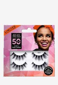 Ardell - 2-IN-1 LAYER LASHES - False eyelashes - - - 0