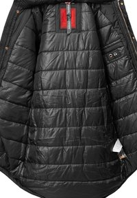 Navahoo - PAPAYA - Winter coat - black - 4
