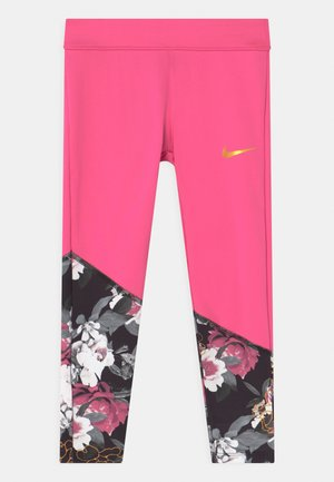 GIRLS FLORAL - Legging - pink