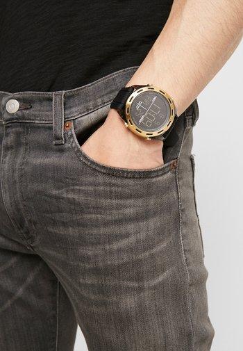 CRUSHER - Digitaal horloge - black