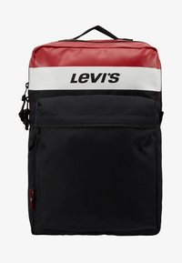 Levi's® - PACK STANDARD ISSUE COLORBLOCK - Reppu - brilliant red - 7