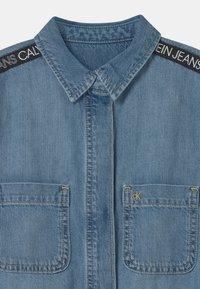 Calvin Klein Jeans - RIGID - Overal - blue - 2