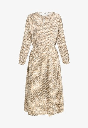 CALSEY - Day dress - offwhite /olive