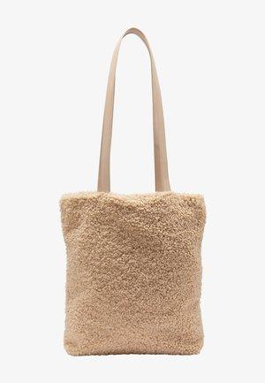 Velká kabelka - beige