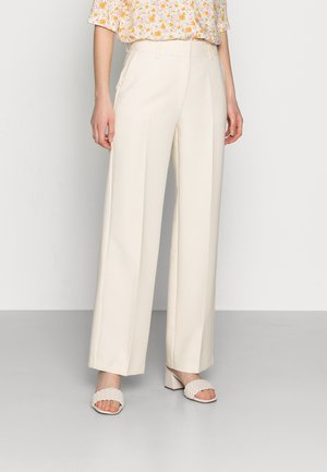 SLFRITA WIDE PANT - Trousers - birch