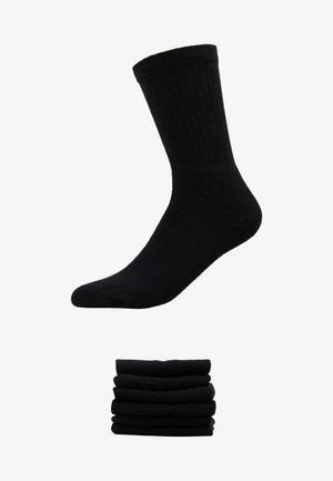CLASSIC SPORT 6 PACK - Chaussettes - black