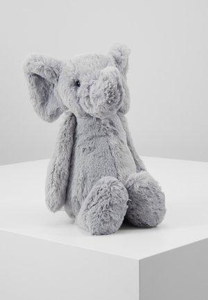 BASHFUL ELEPHANT MEDIUM - Pehmolelu - grey