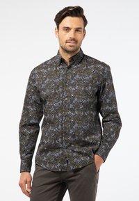 Pierre Cardin - Shirt - dark blue - 0