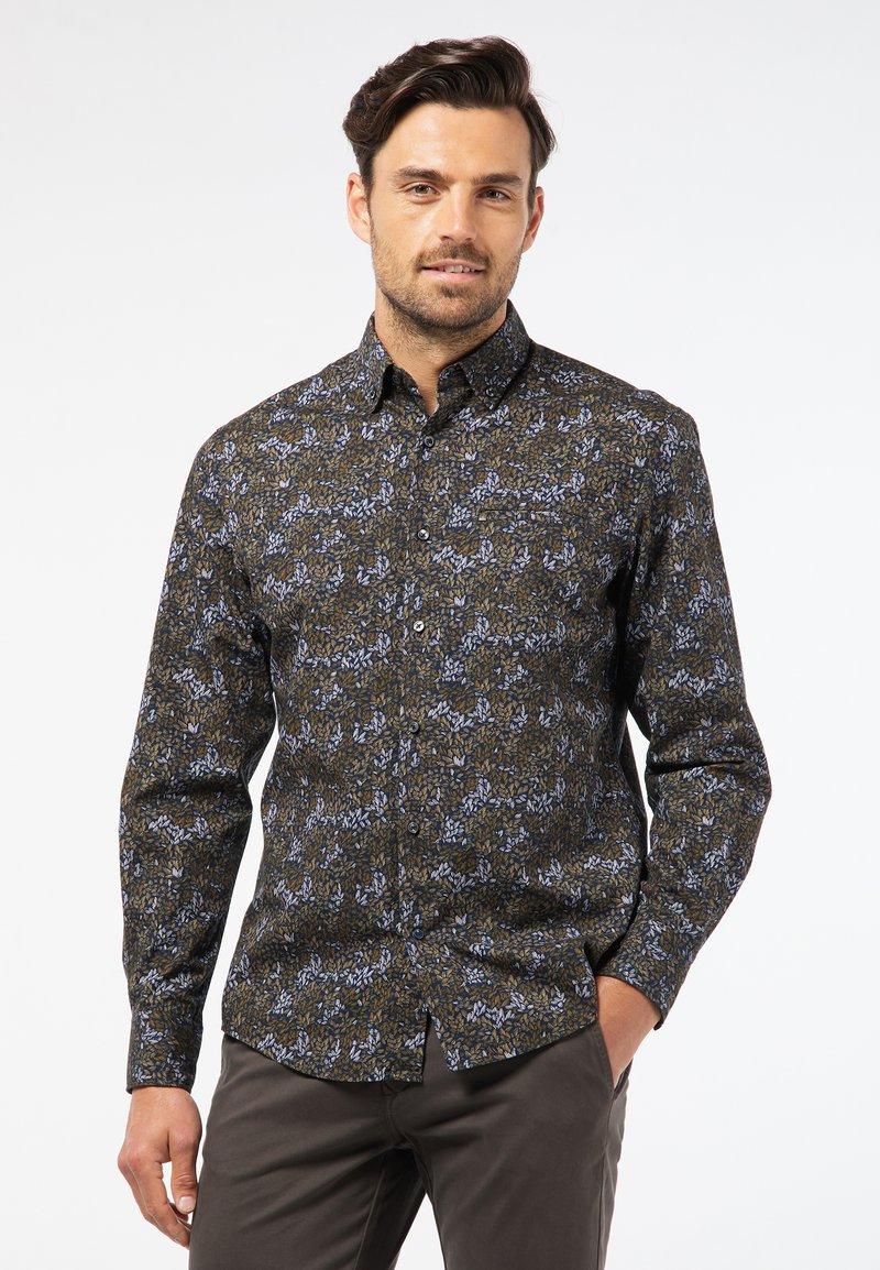 Pierre Cardin - Shirt - dark blue