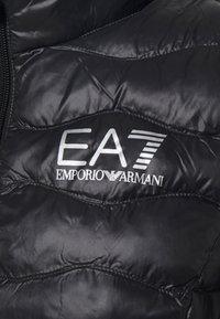 EA7 Emporio Armani - JACKET - Light jacket - black - 2