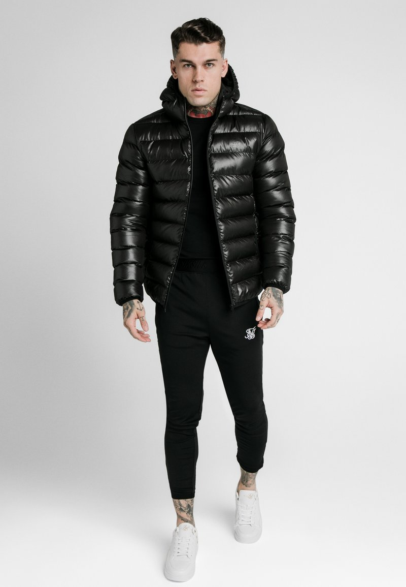 SIKSILK - ATMOSPHERE JACKET - Winterjas - black
