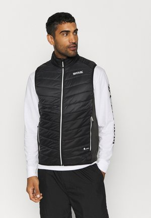 Bodywarmer - black/ash