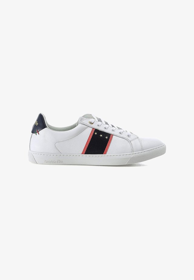 NAPOLI UOMO - Sneakers basse - weiss