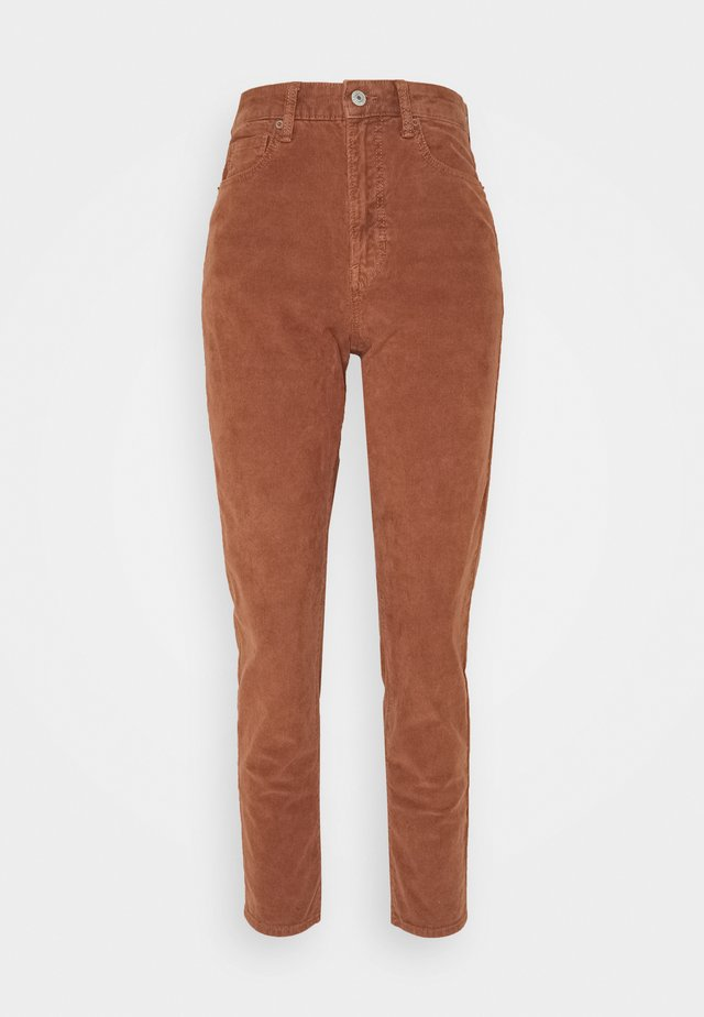 MOM - Trousers - brown