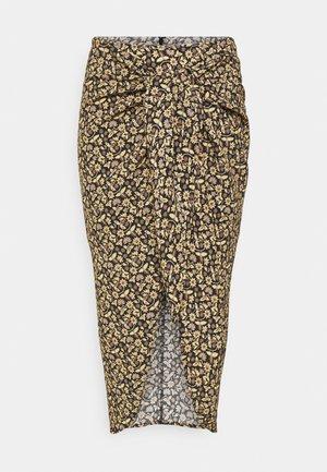 TAKE ME AWAY MIDI SKIRT - Pencil skirt - batik