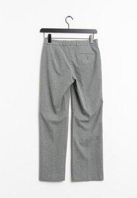 MADELEINE - Trousers - grey - 1