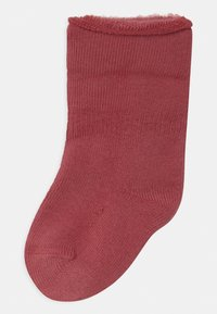 Name it - NBFRIFFENI TERRY 5 PACK - Socks - withered rose - 2