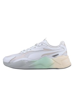Trainers - white-rosewater
