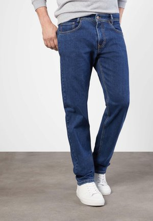Straight leg jeans - light blue