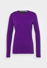 Salewa - FANES  - Sports shirt - pansy - 3