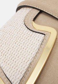 Alberta Ferretti - SHOULDER BAG - Handbag - beige - 4