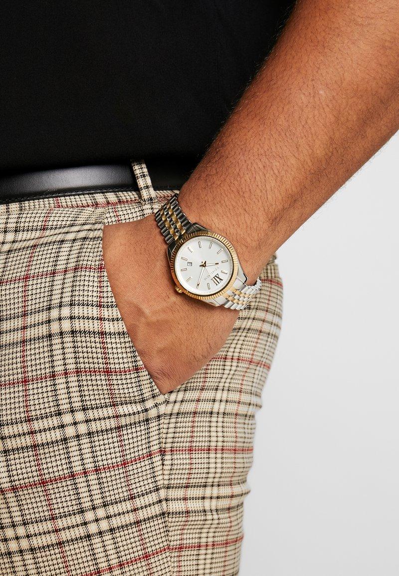 Michael Kors - LEXINGTON - Watch - silver-cloured