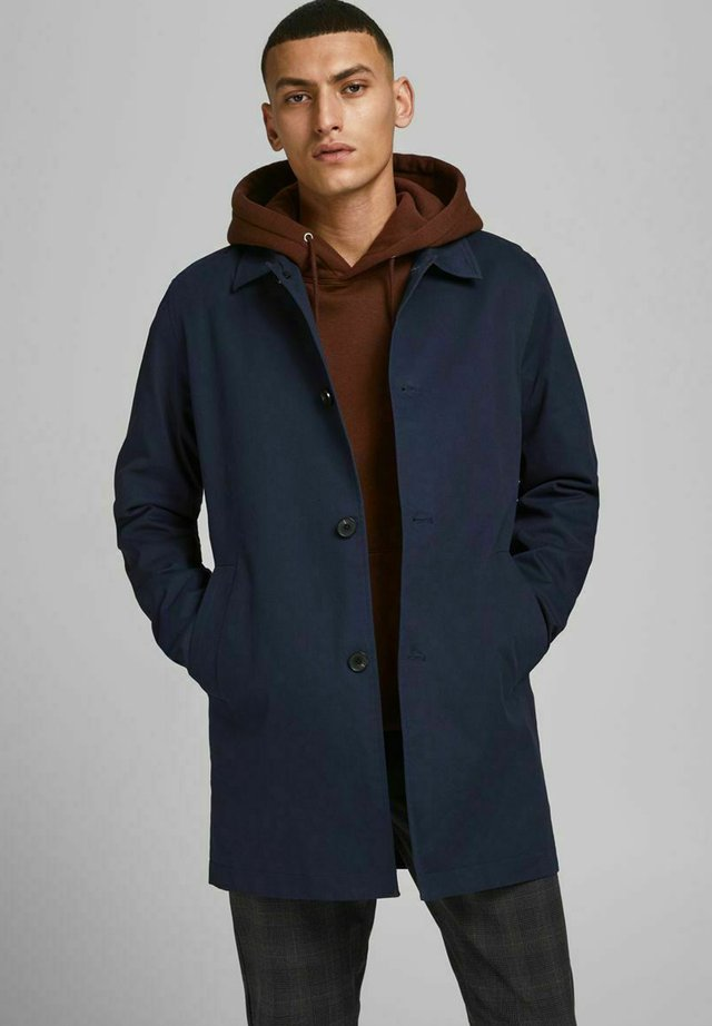 JJCAPE - Cappotto corto - navy