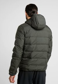 adidas Performance - HELIONIC DOWN JACKET - Chaqueta de invierno - olive - 2