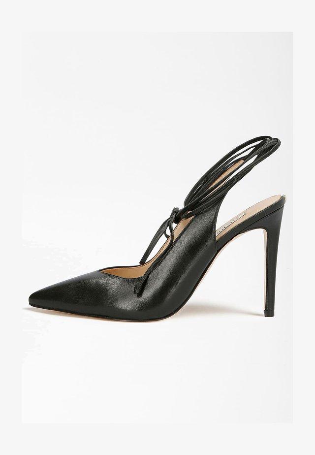 BRIOLA - Sandalen met hoge hak - schwarz