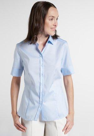 MODERN CLASSIC - Overhemdblouse - light blue