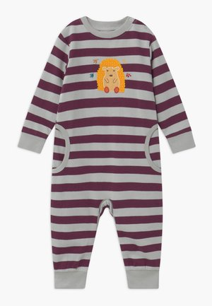STRINDBERG BABY ROMPER - Pyjamas - purple/grey