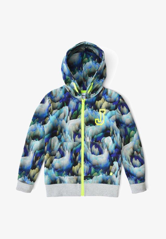 BERN - Zip-up hoodie - digital