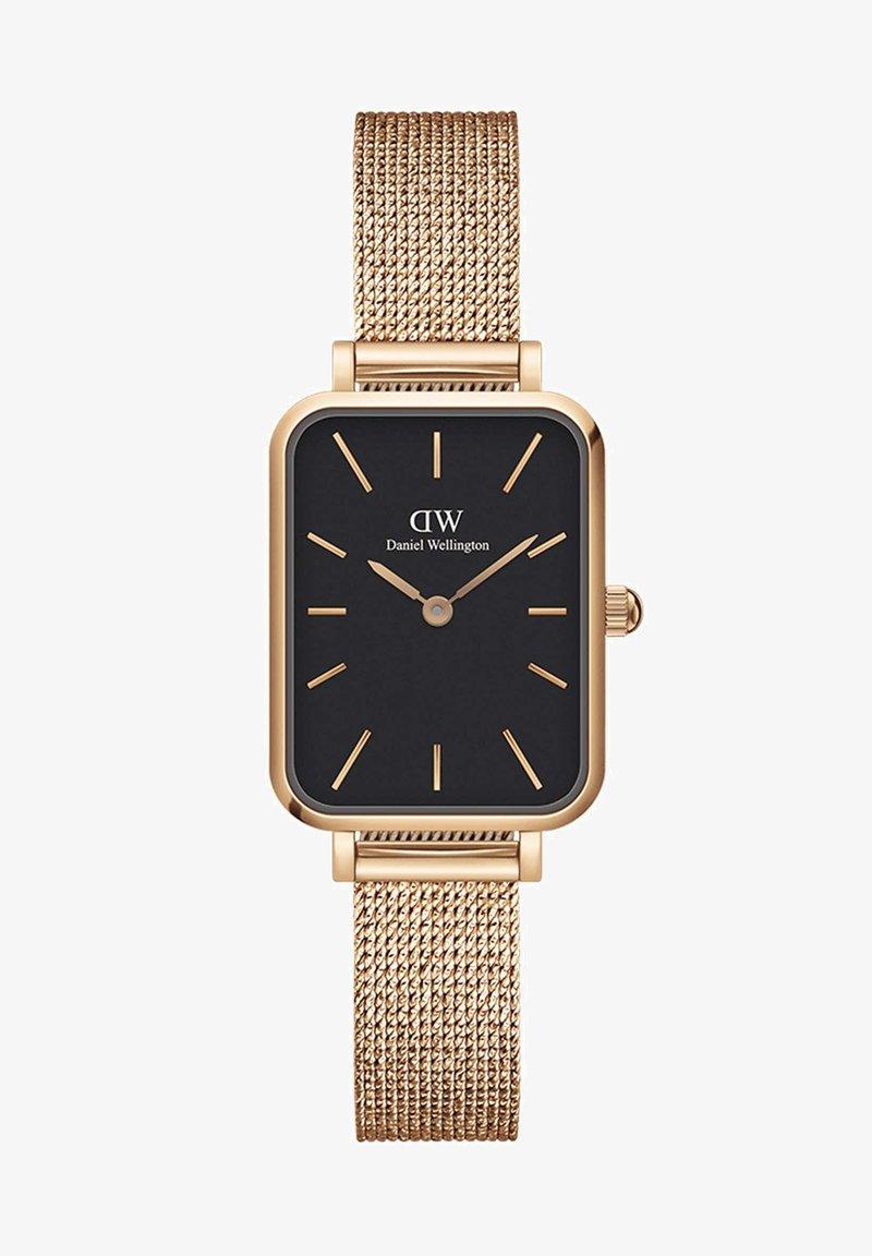 Daniel Wellington - QUADRO PRESSED MELROSE - Watch - rose gold