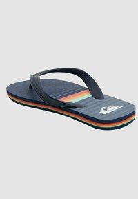 Quiksilver - Pool shoes - blue/blue/blue - 4