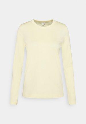 LONGSLEEVE - Topper langermet - yellow