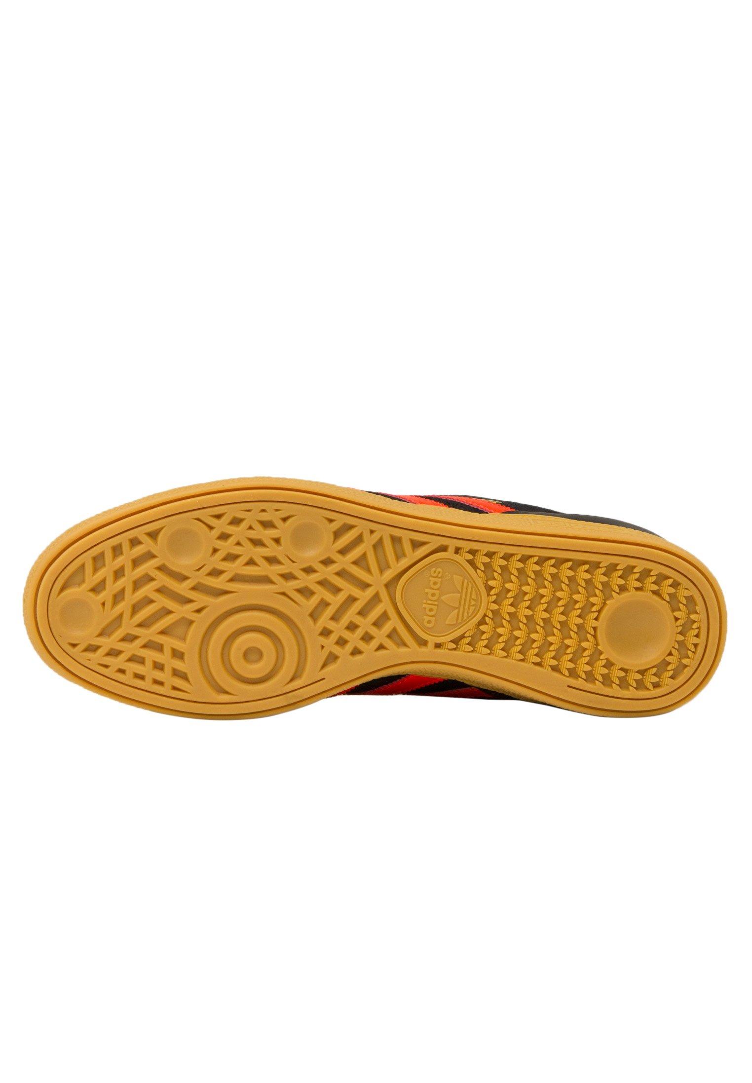adidas Originals Skateschuh black/red/schwarz