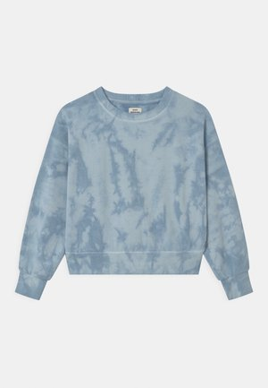 ORGANIC TILINA - Sweatshirt - forever blue