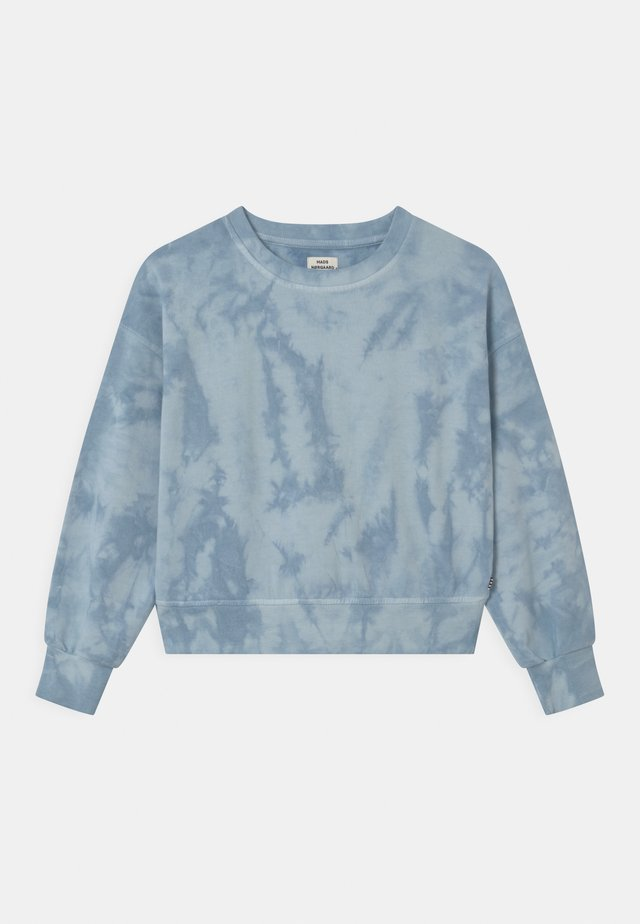 ORGANIC TILINA - Sweater - forever blue