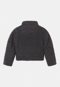 New Look 915 Generation - PUFFER BORG - Light jacket - dark grey - 1