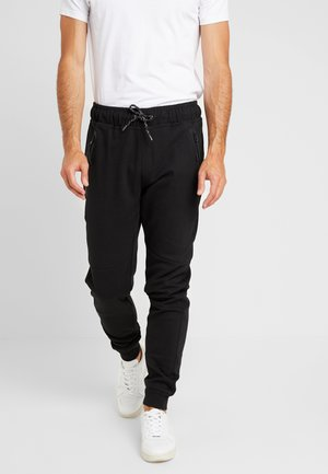 LAX - Jogginghose - black