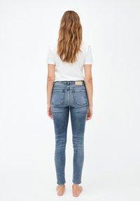 ARMEDANGELS - TILLAA - Slim fit jeans - stone wash - 2