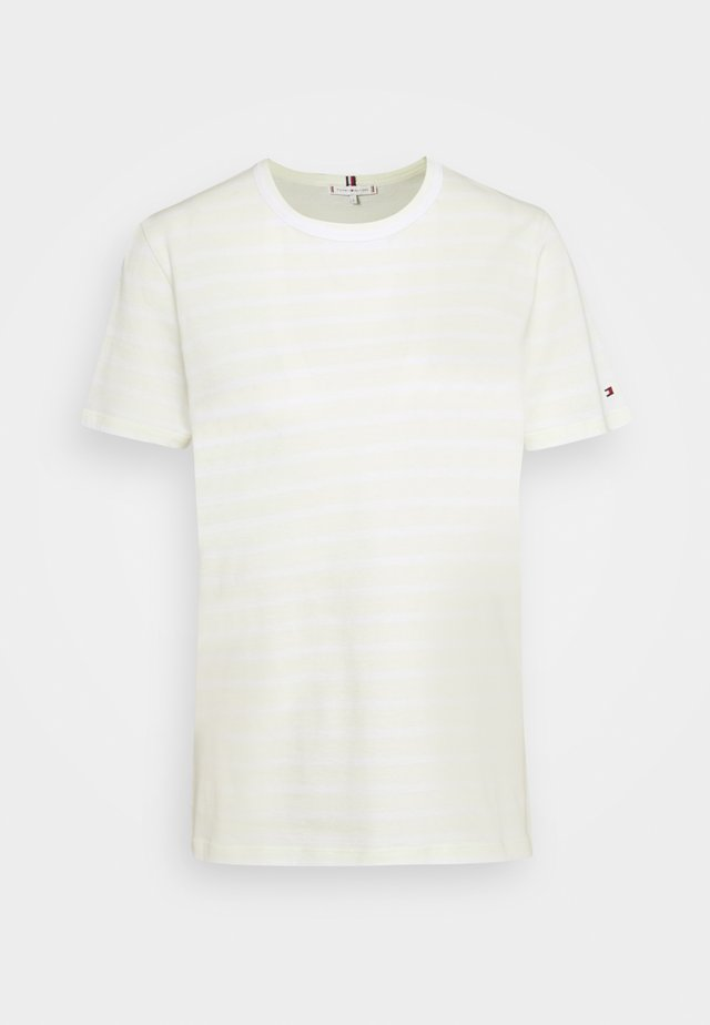 COOL TEE - T-shirts print - classic breton/frosted lemon