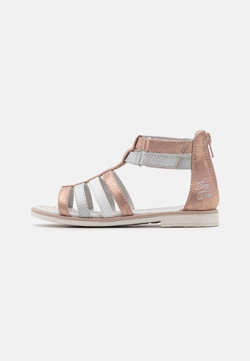 TOM TAILOR - Sandals - rose