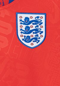 Nike Performance - ENGLAND DRY - Club wear - challenge red/white - 2