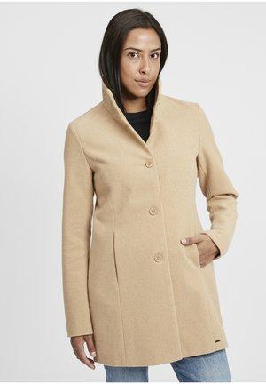 Classic coat - dune melange