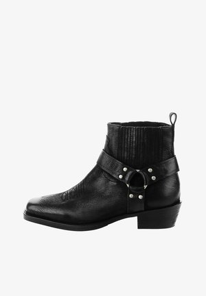 DECOLLATANO - Kotníkové boty - black