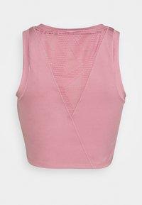 Puma - STUDIO CROP - Sports shirt - foxglove - 1