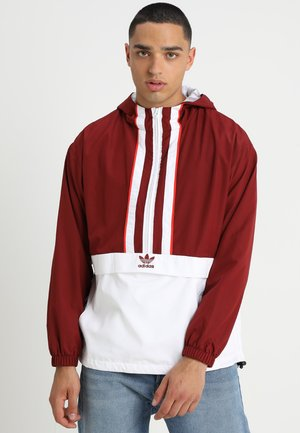 AUTH ANORAK - Giacca a vento - noble maroon